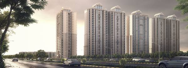 ATS Happy Trails  Sq Ft to  Sq Ft sector 10 Noida