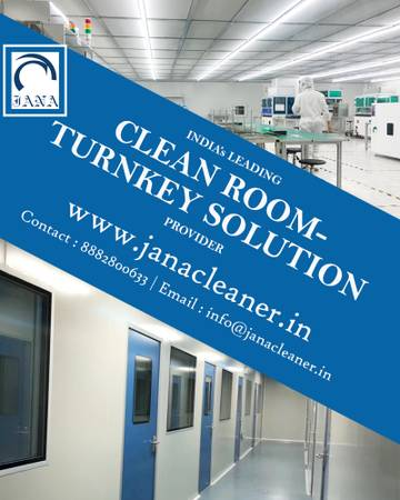 Clean Room Turnkey Solutions
