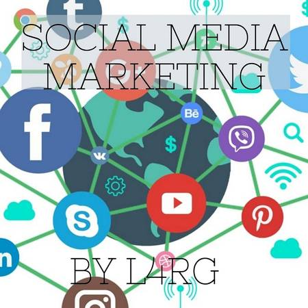Get The Best Social Media Marketing Services By L4RG.