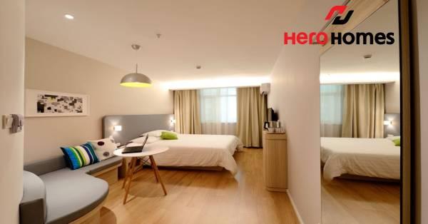 HERO HOMES in Sec BHK / 3BHK Flats