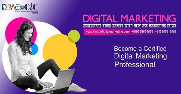 Implement your Career in Digital Marketing