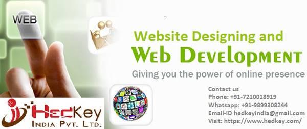 Website Designing Company | Hedkey India Pvt. Ltd.