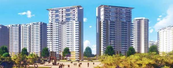 2 BHK Flats By HERO HOMES @ INR  Lacs