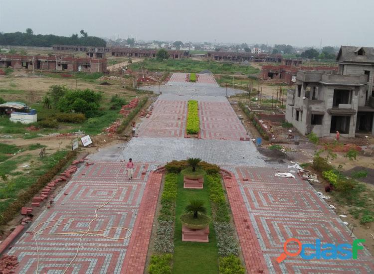 ELDECO Regalia – Plots on IIM Road, Lucknow