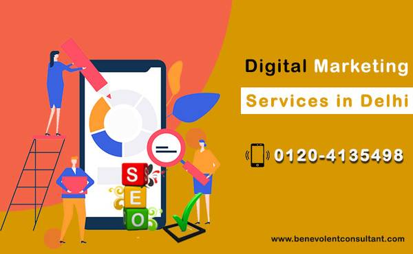 Hire Digital Marketing Services in Delhi and take your
