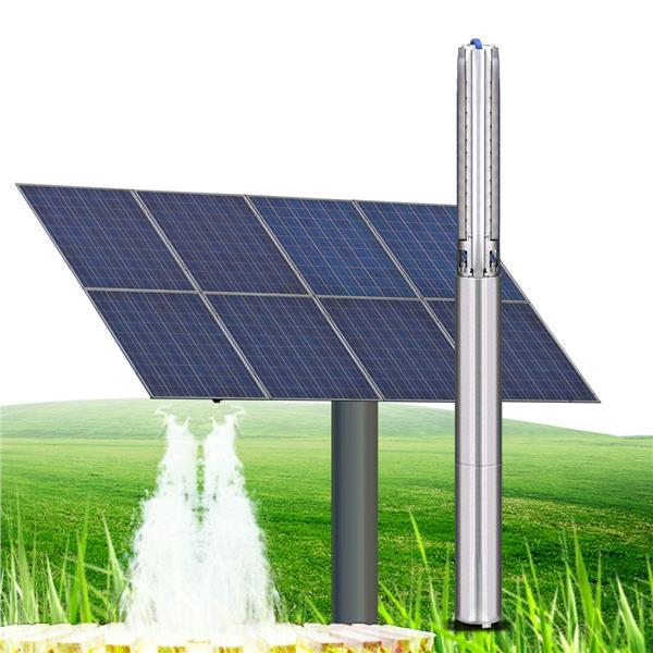1hp Solar Water Pump in india 2020