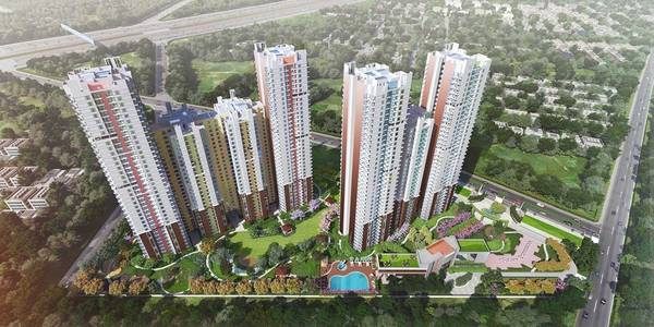 2/3 BHK Smart Homes at Sector 104 - HERO HOMES
