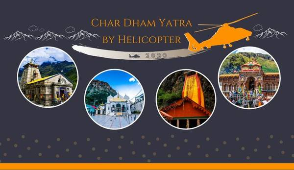 Char Dham Yatra Package Cost by Helicopter
