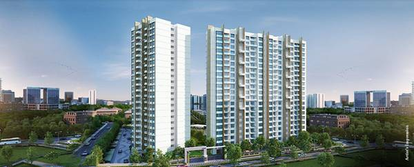 INR 1.24 Cr. - Shapoorji Pallonji Joyville - 3BHK -