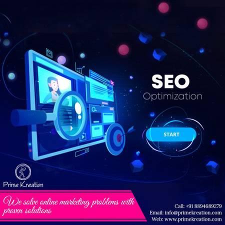 Best SEO Company in Solan, Himachal Pradesh, India | Prime