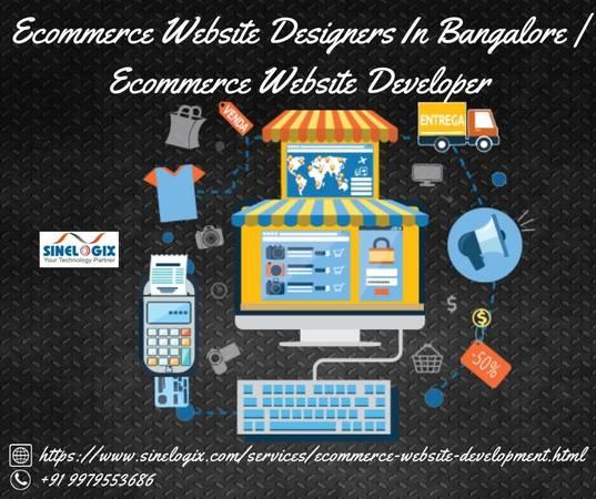 Ecommerce Website Designers In Bangalore | Ecommerce Website