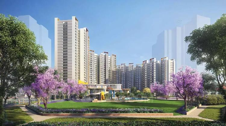 INR 124 Cr Shapoorji Pallonji Joyville 3BHK 1852 sq