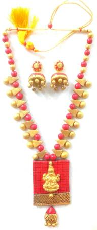fresh Terracotta Jewellery tantalizing designs and themes