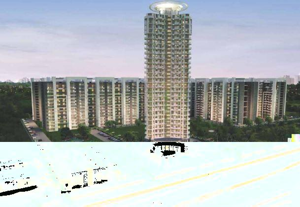 Ready to Movein 3BHK 4BHK Homes Tulip Violet