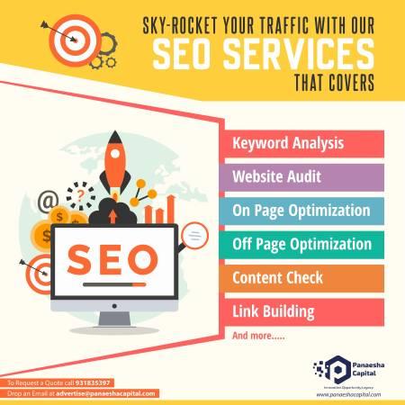 Hire Best SEO Company in Delhi, India