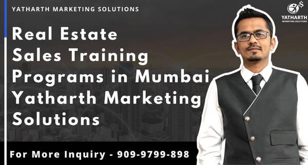 Real Estate Sales Training Programs in Mumbai - Yatharth