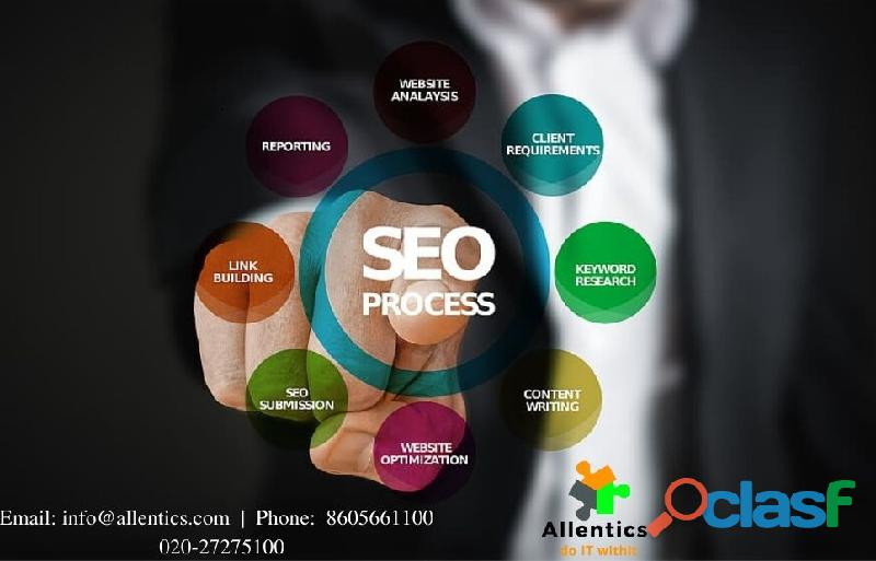 SEO and digital marketing services | SEO services company