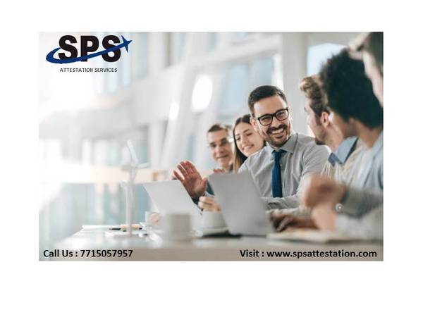 SPS Attestation Services from MEA in Yamunanagar
