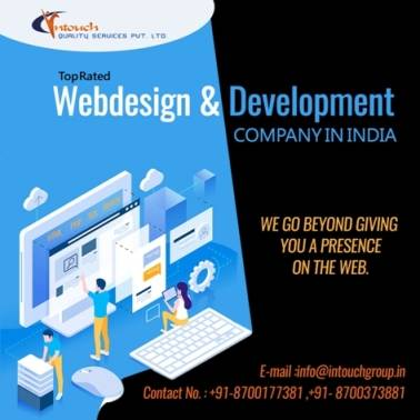 website designing and development company