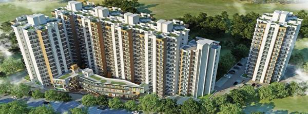 2/3 BHK Flats for sale - HERO Homes in Sec 104