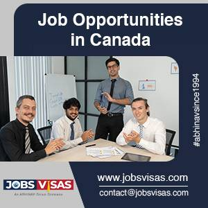 Find Job Opportunities in Canada with JobsVisas