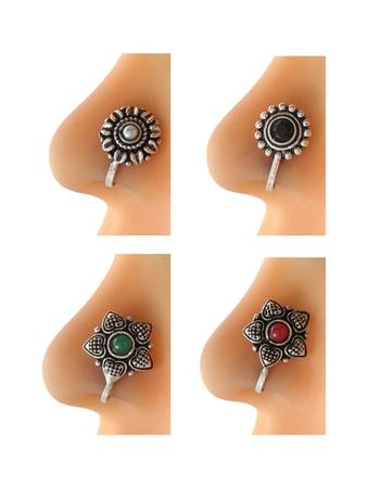 Get Exclusive Collection of Nose Rings for Women