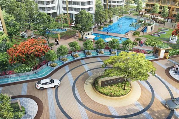 Puri Emerald Bay - Ultra Luxury Apartments by Puri