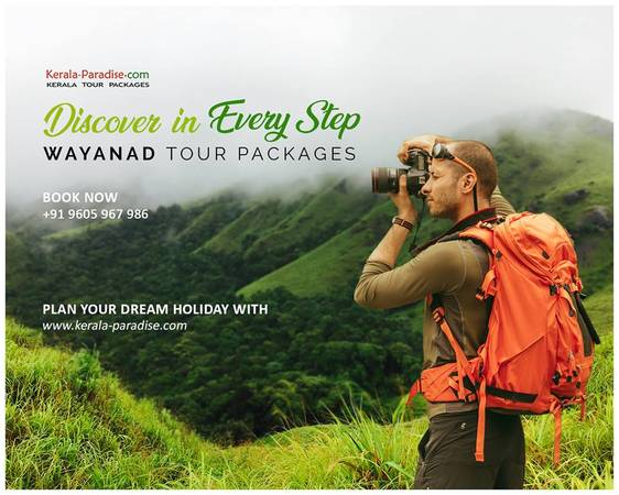 Book your Kerala tour package and enjoy with best Kerala