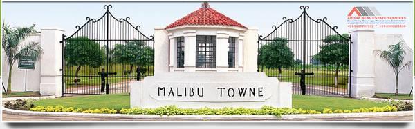 Elegant Independent Villa For Sale in Malibu Towne, GGN