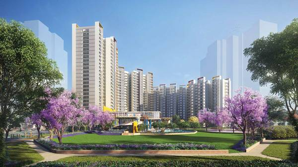 JOYVILLE by Shapoorji Pallonji 4BHK Homes in Gurgaon