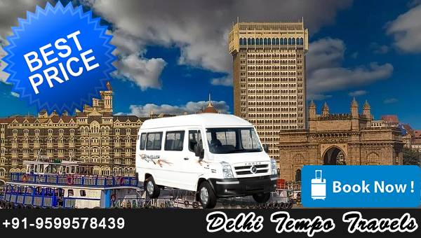 Luxury tempo traveller hire | Luxury tempo traveller for