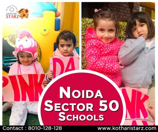 Noida Sector 50 Schools