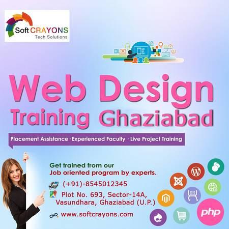 Web Designing Training Ghaziabad