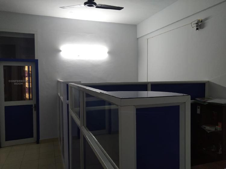 2000 SQFT OFFICE SPACE FOR RENT AT MG ROAD SEMI FURNISHED