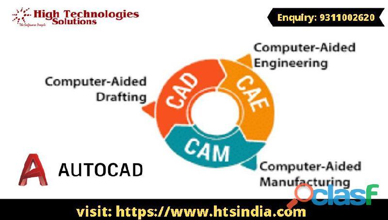 Best Institute for AutoCAD Training in Delhi