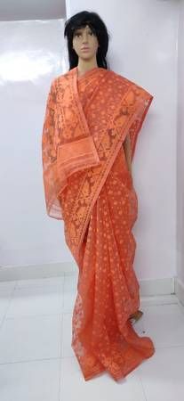 Buy Dhakai Sarees Online in Kolkata