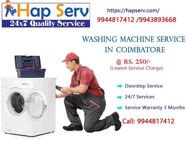 LG Washing Machine Repair and Service in Coimbatore