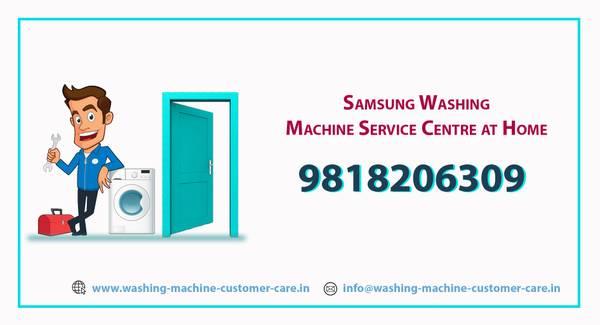 Samsung Washing Machine Service Center at Home