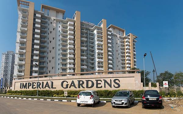 Ready to move 3BHK Flats - Emaar Imperial Gardens