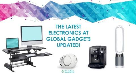 Global Gadgets - The Best Electronic Store in Khan Market