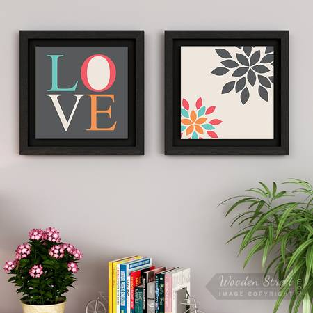 Latest Collection of Wall Decor Online in India - Wooden