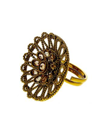 Latest collection of Gold Rings For Girls at lowest price