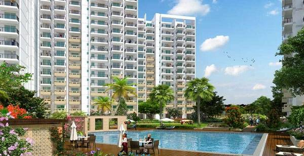M3M Woodshire in Sector 107, Gurgaon features lush green