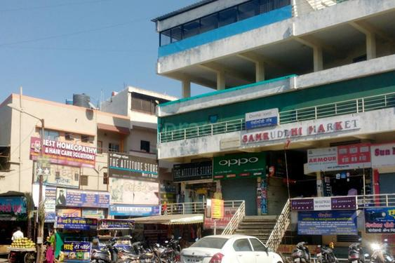Commercial Shops for Lease in BramhaCorp F Residences Kalyan