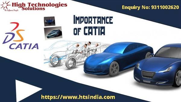 AutoCAD CATIA V5 Training in Delhi
