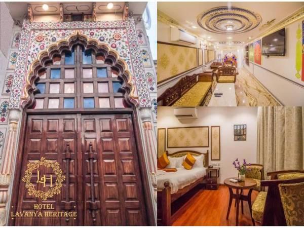 Budget Hotels in Jaipur | Best Hotels in Jaipur | Heritage
