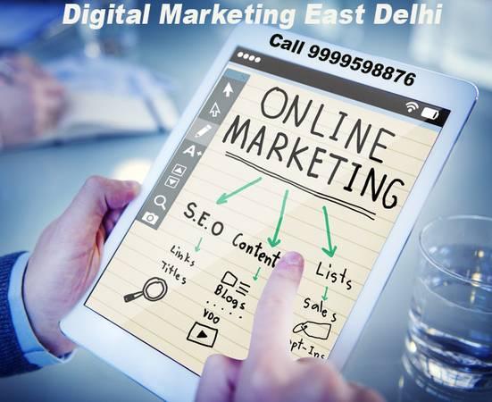 Digital Marketing East Delhi