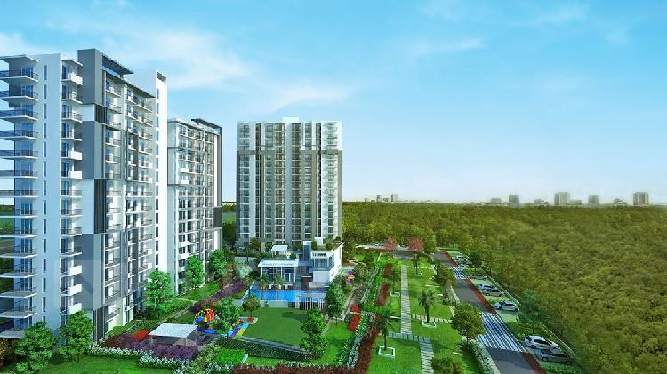 OASIS by GODREJ READY TO MOVE LUXURY FLATS