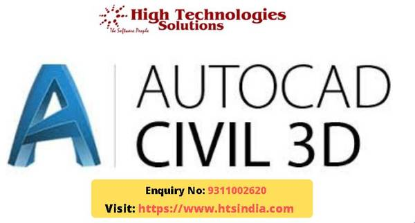 AutoCAD Civil 3D Training in Delhi