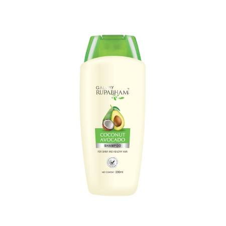 Coconut Avocado Shampoo- A perfect infusion for a healthy